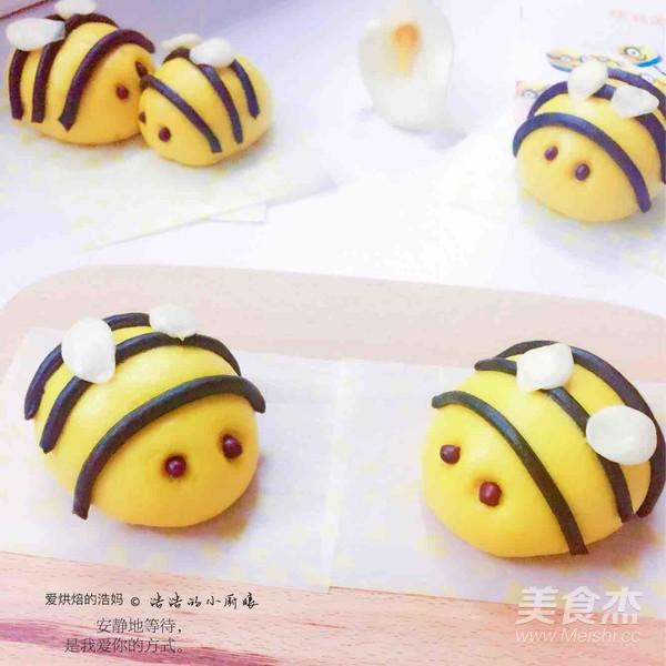 小蜜蜂馒头的做法大全