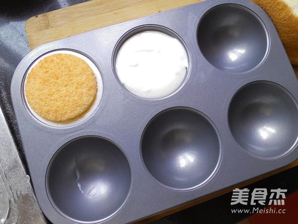 卡通酸奶慕斯蛋糕怎样煮