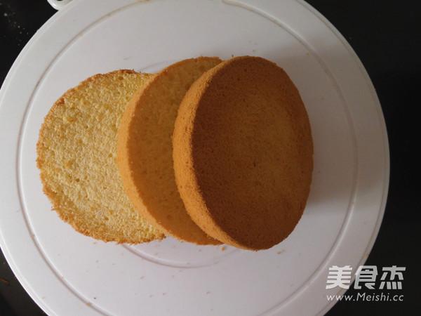 小黄人生日蛋糕怎么炒