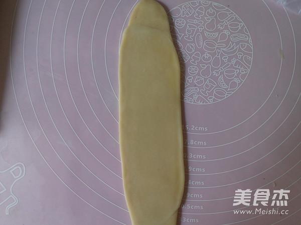 黄油版蛋黄酥的制作方法
