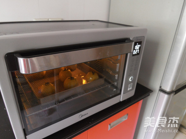 黄油版蛋黄酥的做法大全
