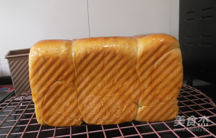 三明治的制作方法