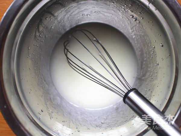 奶油版豆乳盒子的做法大全