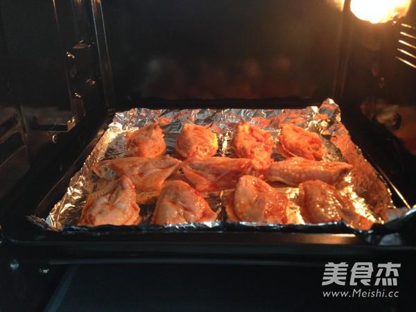 新奥尔良烤鸡翅怎么做
