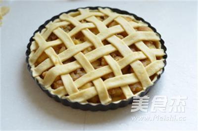 苹果派的制作方法