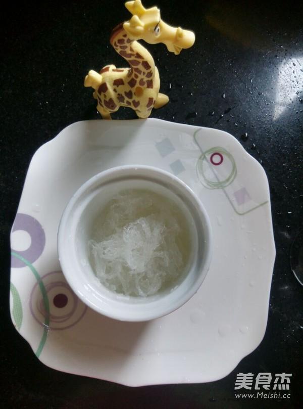冰糖红枣炖燕窝怎么做
