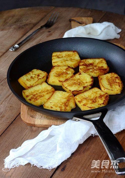 椰香黄金糕怎样煮