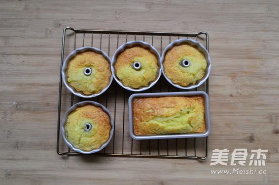 椰香黄金糕怎样做