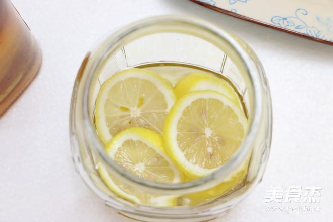 蜂蜜浸柠檬怎么做