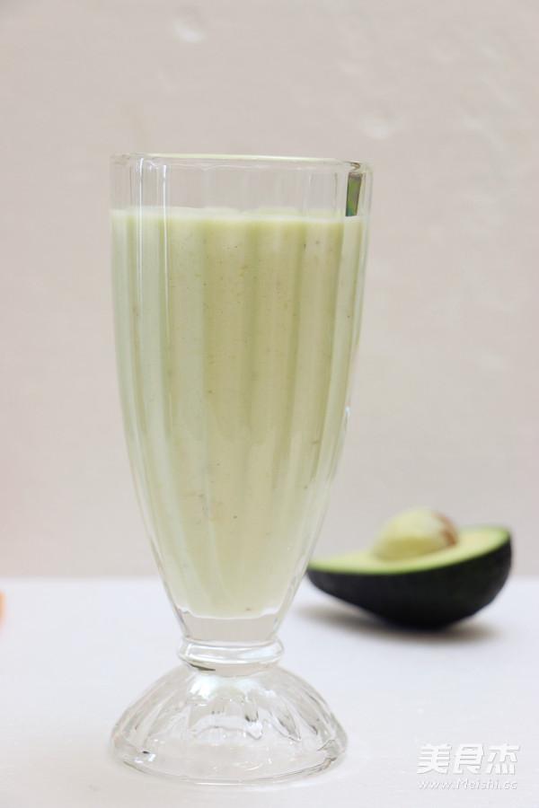 牛油果香蕉奶昔怎么吃
