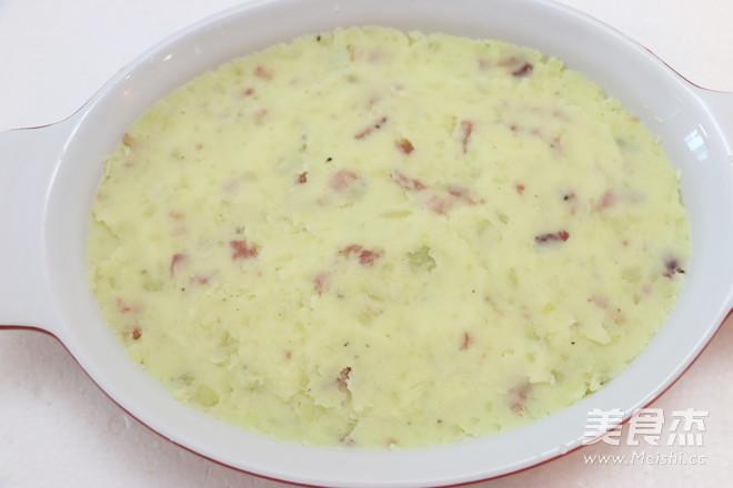 芝士焗土豆泥怎样炒