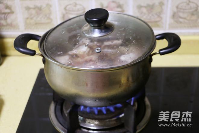 萝卜羊肉汤怎么做