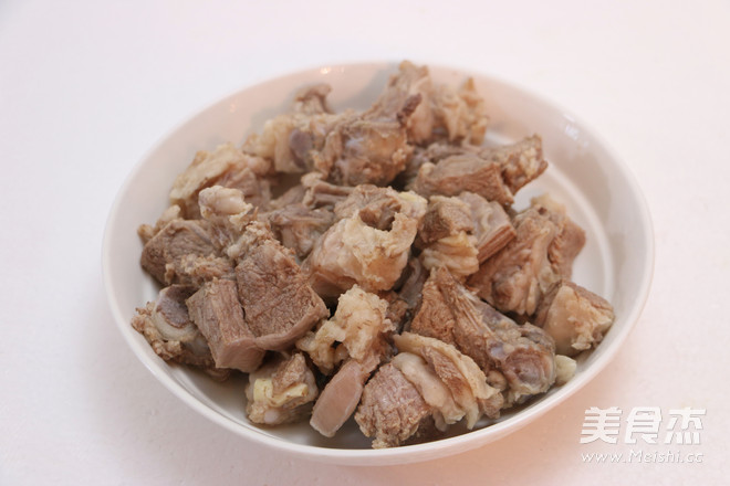 萝卜羊肉汤怎么煮