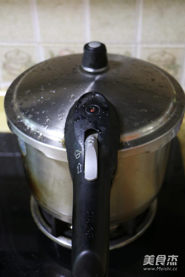 萝卜羊肉汤的制作方法