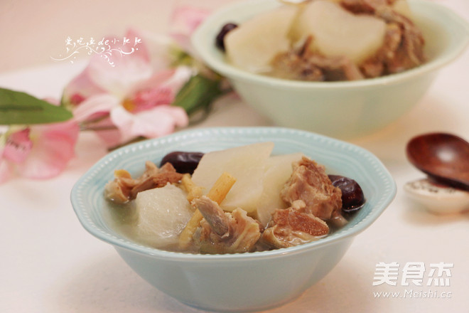 萝卜羊肉汤的做法大全