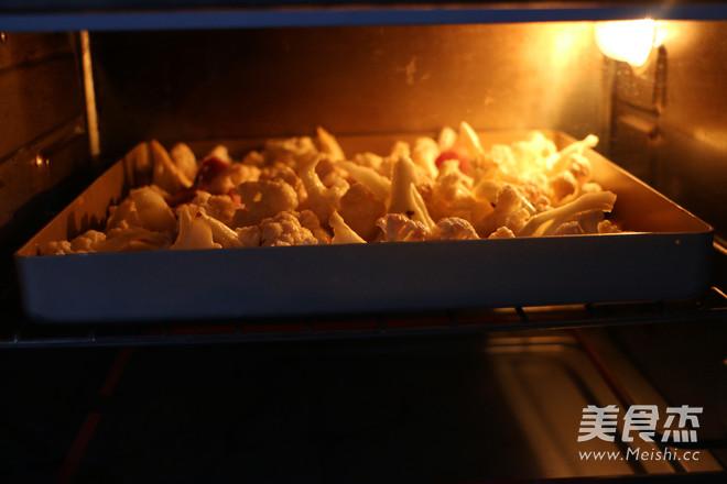 干锅菜花怎样炒