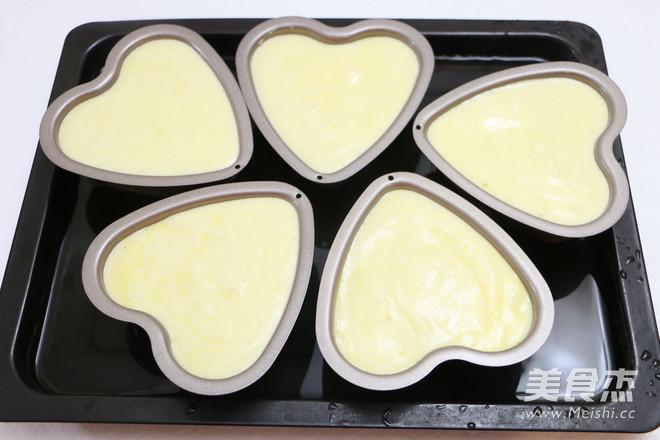 酸奶小蛋糕的制作大全