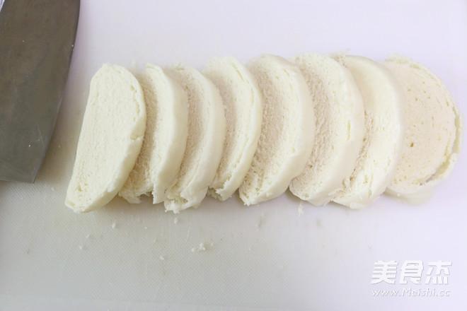 蛋煎馒头片的做法图解