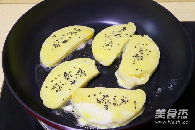蛋煎馒头片怎么炒