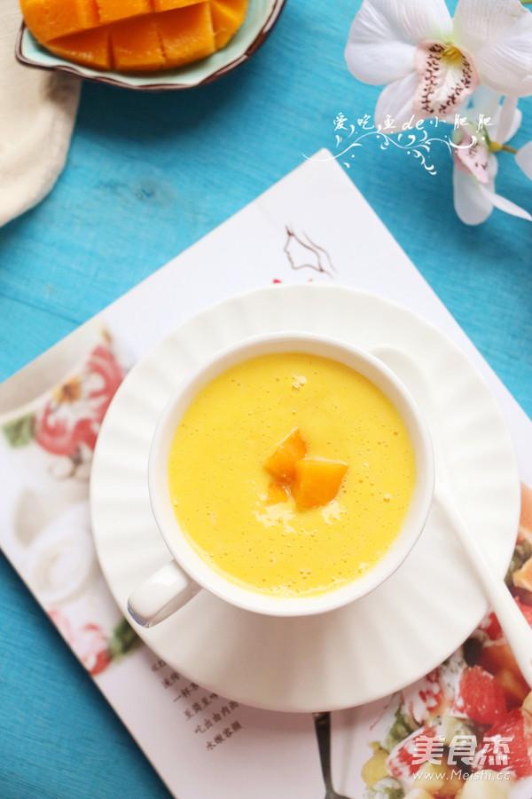 芒果蜂蜜牛奶饮怎么炒