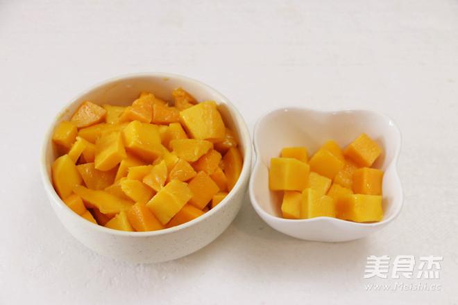 奶香芒果西米露怎么炒
