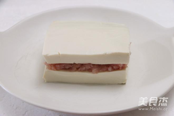 千层豆腐的制作方法