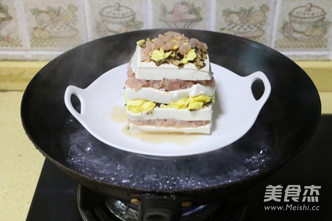 千层豆腐的做法大全