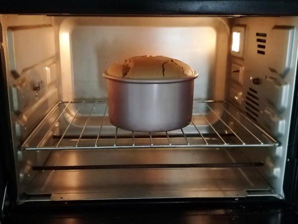 红茶巧克力奶油蛋糕的制作