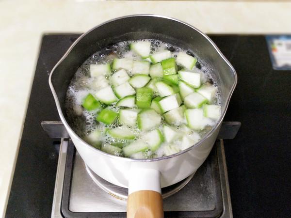 丝瓜香菇肉片汤怎么煮
