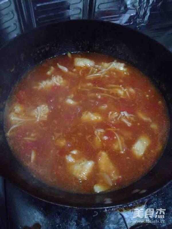 番茄龙利鱼怎样煸