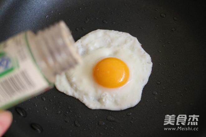 溏心荷包蛋怎么吃