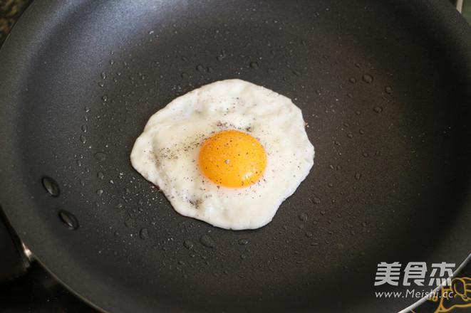 溏心荷包蛋怎么做