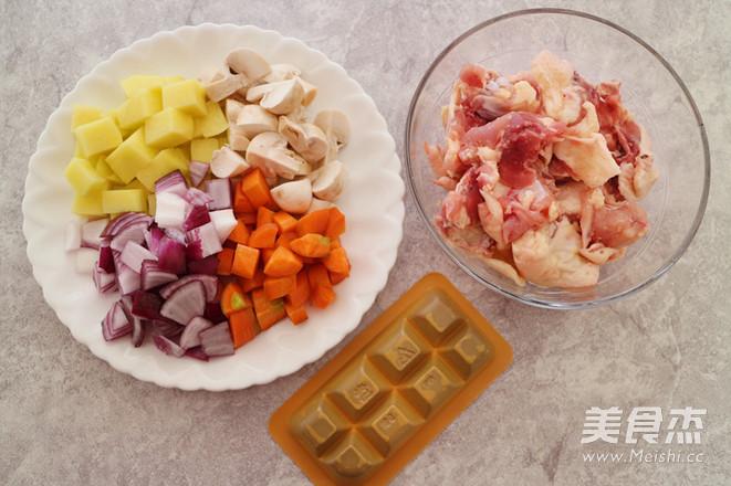 土豆咖喱鸡的做法大全