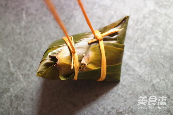 板栗肉粽怎样炒