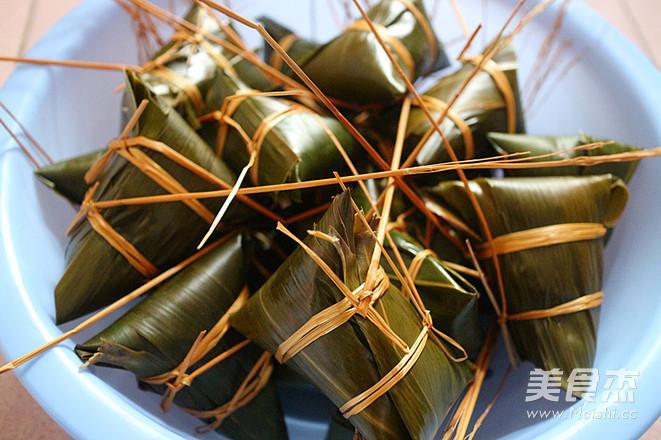 板栗肉粽怎样煮
