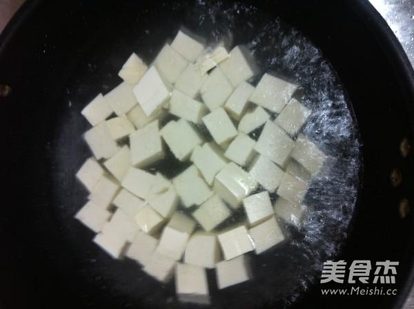 美味的红烧豆腐的家常做法