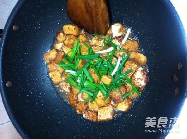 美味的红烧豆腐怎么做