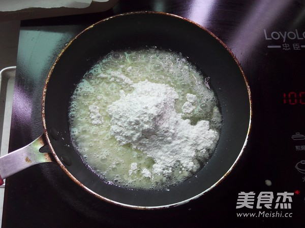 奶香棉花蛋糕的家常做法