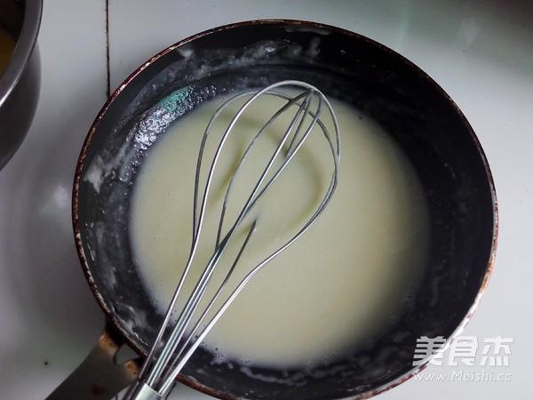 奶香棉花蛋糕的简单做法