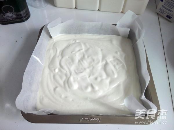 奶香棉花蛋糕怎样做