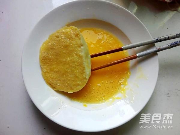 蛋香馒头片的简单做法