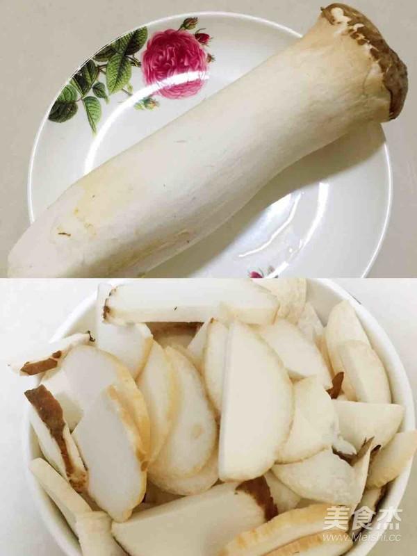杏鲍菇炒肉丝的做法大全