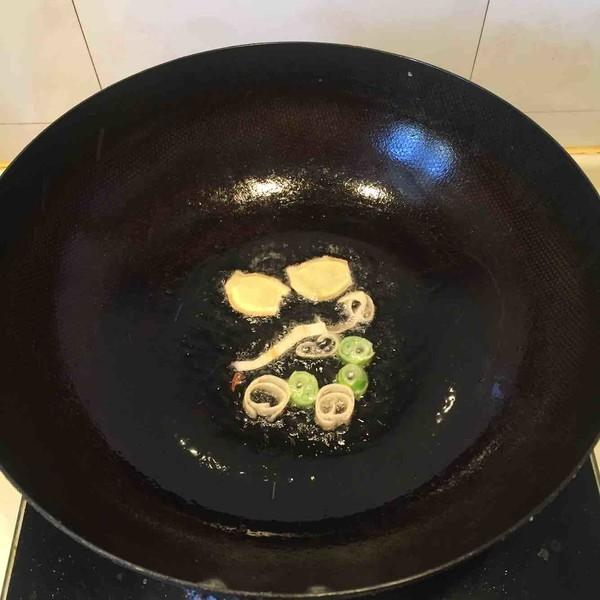 肉炒菜花怎么吃