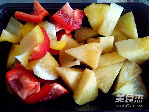 菠萝古老肉——家常版的做法图解