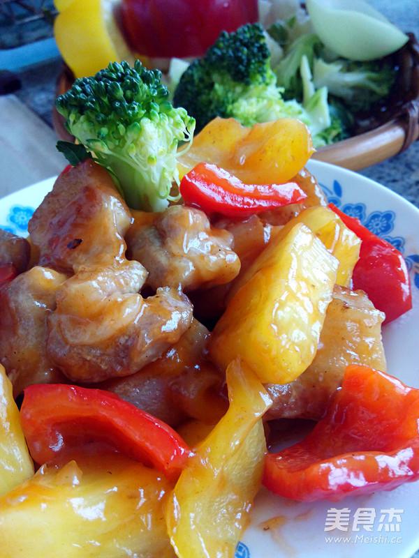 菠萝古老肉——家常版的简单做法