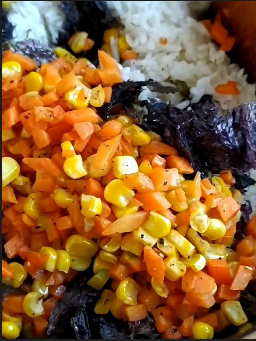 做饭小白也能快速掌握的芝心日式饭团怎么做
