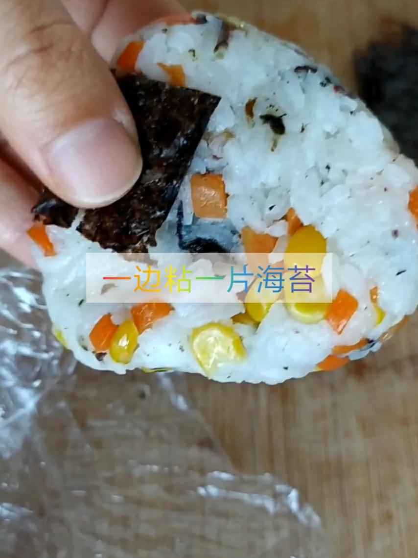 做饭小白也能快速掌握的芝心日式饭团怎么炖