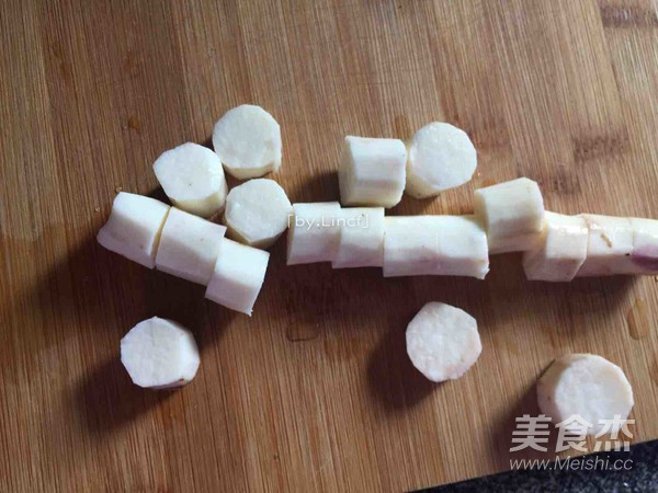 山药红豆粥的家常做法