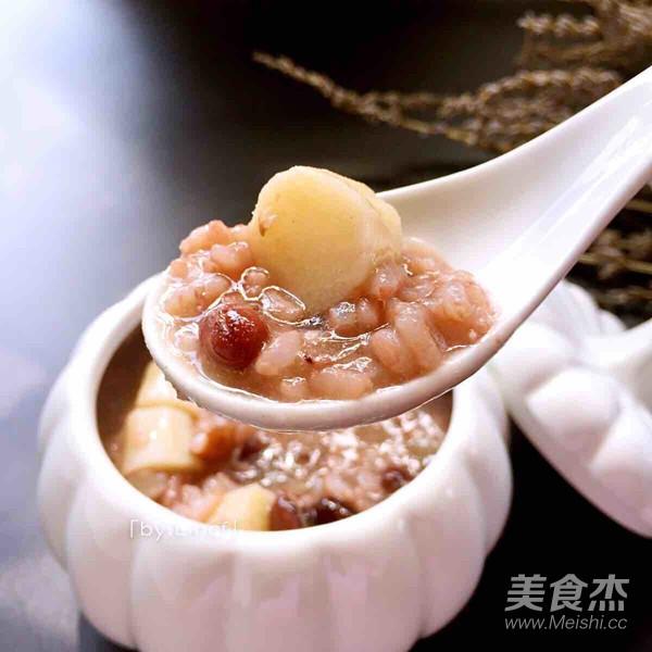 山药红豆粥怎么吃