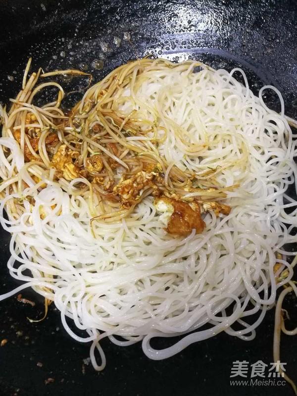 江西炒米粉怎么吃
